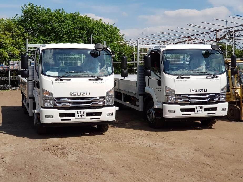 Isuzu 11 & 13.5 tonnes GVW