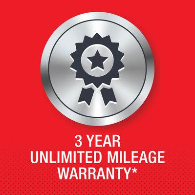 Isuzu 3 year warranty
