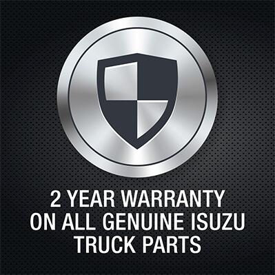 Isuzu Parts Warranty