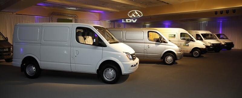 LDV Van sales