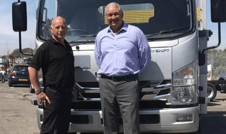 Affordable Isuzu Trucks