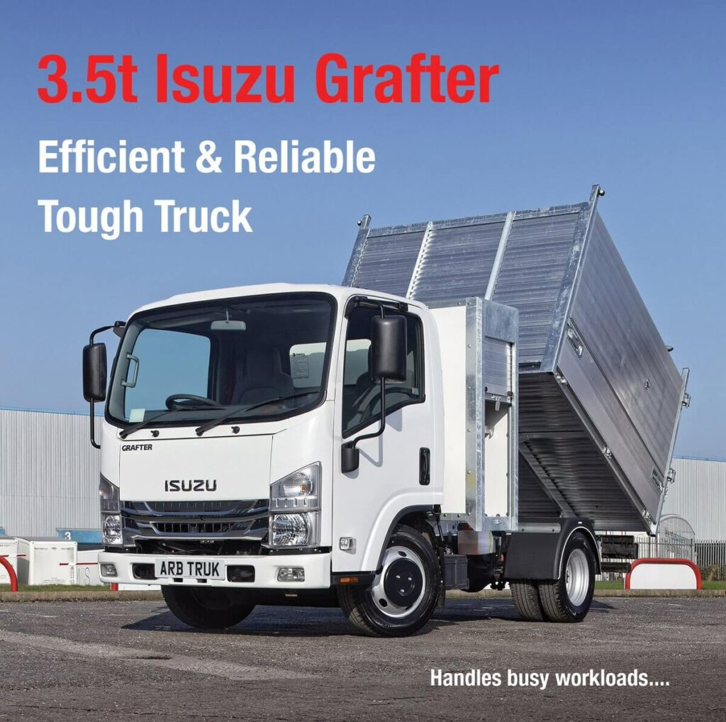 Isuzu Efficient and Reliable